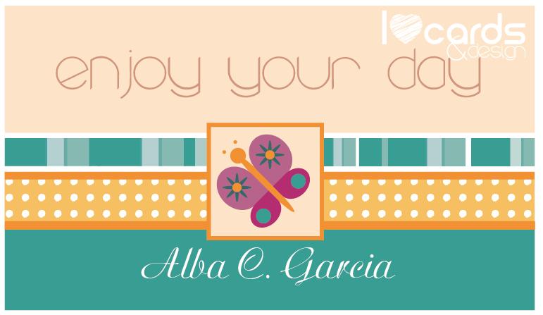 Business cards for kids i love cards design business cards for kids colourmoves Gallery