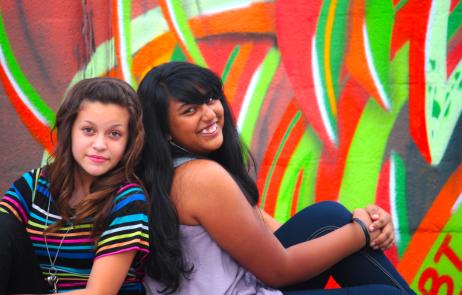 funky teens