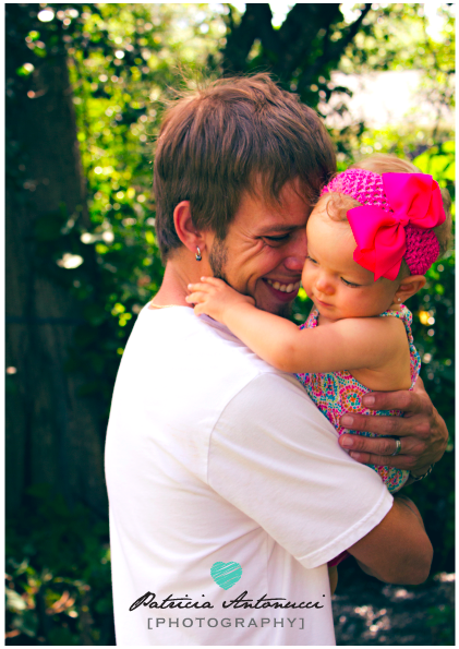 Sweet Baby and Dad