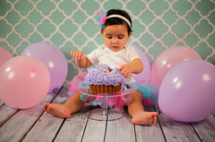 Mia Isabella Smash Cake